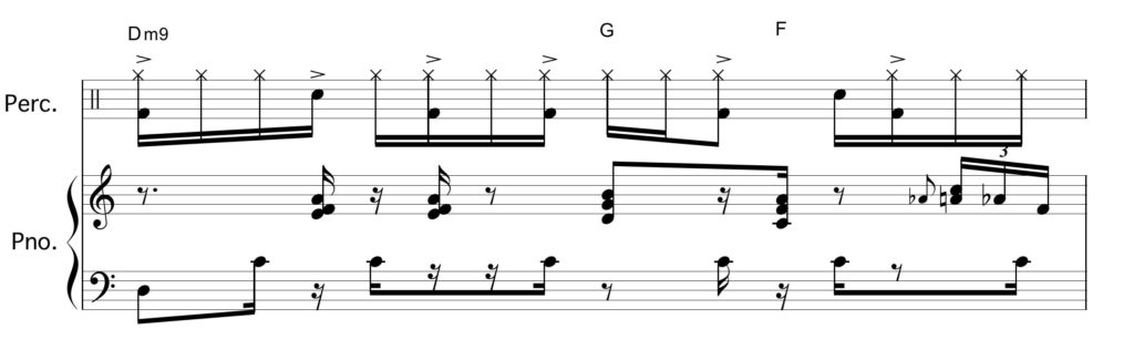 ファンクのすゝめ―ピアノでファンク・ミュージックを作ろう