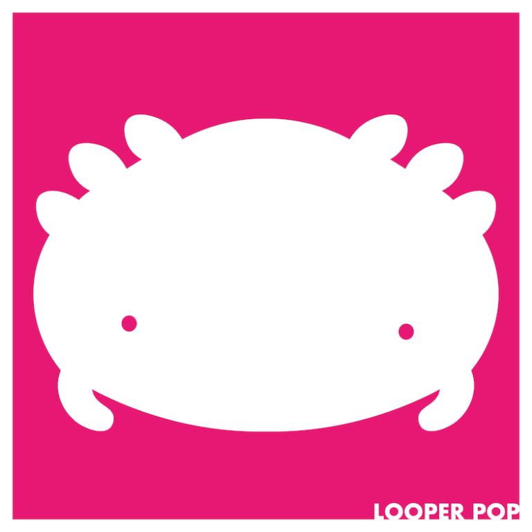 ハヤシユウ作品集「LOOPER POP」リリースのお知らせ